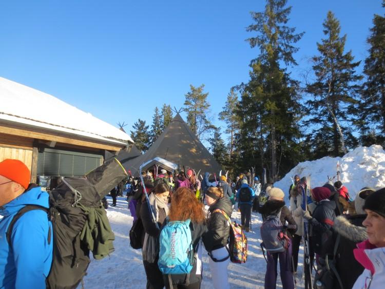 Vellykket Vinteraktivitetsdag i Oslo Vinterpark